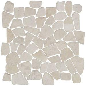 Mozaïek Stone Line Palladiana 30x30 cm White Flat T108 1 m²