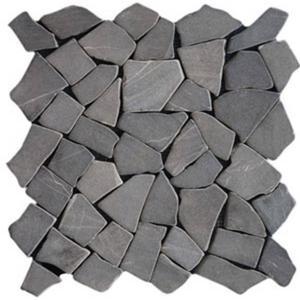 Mozaïek Stone Line Palladiana 30x30 cm Silva Grey T128 1 m²