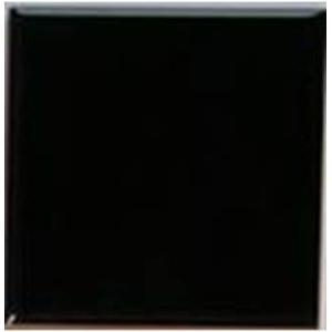 Wandtegel Cocina Villar 10x10 cm Negro Brillo 1 m²
