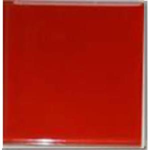 Wandtegel Cocina Villar 10x10 cm Rojo Brillo 1 m²