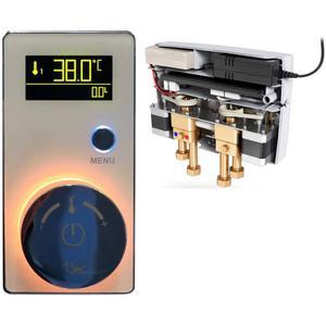 Ben E-Box Elektronische badkraan 2-weg Chroom