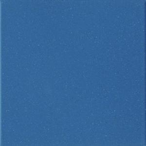 Mosa Softgrip mat dessin blauw 15x15 cm