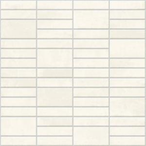 Mosa More than white mat dessin warm porseleinwit 30x30 cm