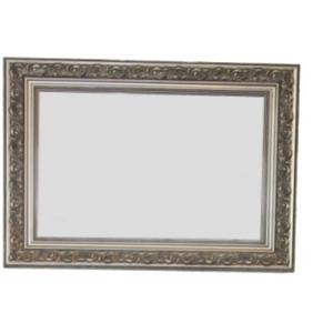 Teak & Living Barok spiegel 70x90 cm Zilver