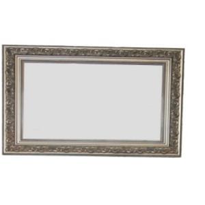 Teak & Living Barok Spiegel 80x140 cm Zilver