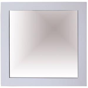 Teak & Living Mirror 70x70 cm wit