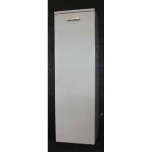 Teak & Living Halfhoge kast 35x35x112 cm  1 deur rechtsdraaiend