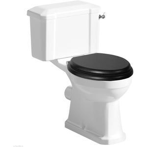 Van Heck Toilet 50x76x72 Wit