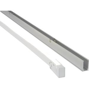 Ben Line LED strip 2 meter Wit / Aluminium