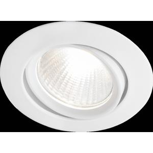 Ben Oval LED inbouwspot Wit