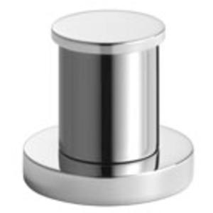 Dornbracht 2-wegomstelling voor badrand- en tegelrandmontage Platina Mat