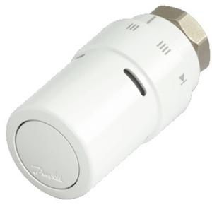 Danfoss Living Design Radiatorthermostaatknop Rax-k Wit