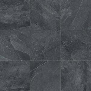 Vloertegel Cerim Natural Stone 60x120 cm coal 1,44 M2