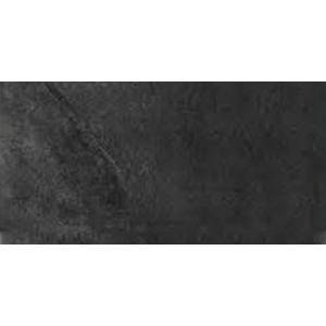 Vloertegel Zahni Ardosia 30x60x1 cm Zwart 1,08M2