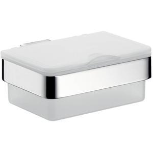 Emco Loft box voor vochtige doekjes RVS