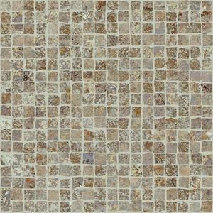 Mozaïek Castelvetro Always 30x30x1 cm Grijs/Beige 6ST