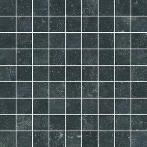Mozaïek Castelvetro Absolute 30x30x1 cm Zwart 6ST