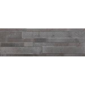 Decortegel Sintesi Gresmalt Atelier 20x60x- cm Fumo 1,21 M2