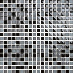 Mozaïek Deco Luce Pietra 30x30x- cm Zwart Grijs 0,63M2