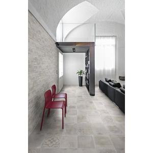 Decortegel Sintesi Atelier 30x30cm Bianco 1m2