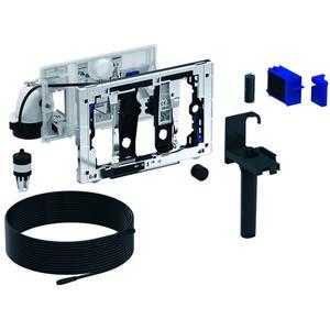 Geberit DuoFresh Module Manueel Glansverchroomd voor Sigma 12 cm