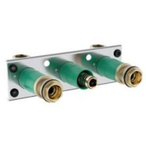 Hansgrohe ShowerTablet 600 Thermostaatkraan Inbouwdeel Voor 2 Functies