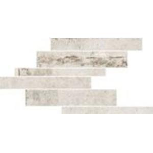 Muretto Rex La Roche 21x40x1 cm Blanc 0,42M2