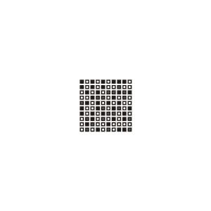 Mozaïek Rex I CLASSICI DI REX 30x30x1 cm Portoro 0,819M2