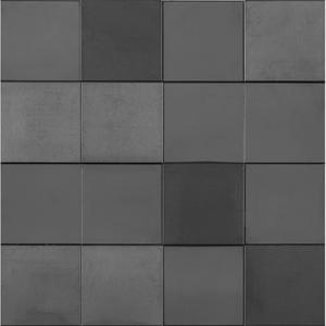 Mozaïek L'Antic Metal 30x30 cm acero anthraciet cubes 1 ST