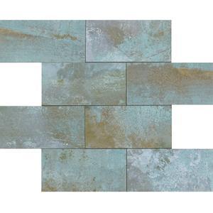 Mozaïek L'Antic Worn 30x30 cm verdigris 1 ST