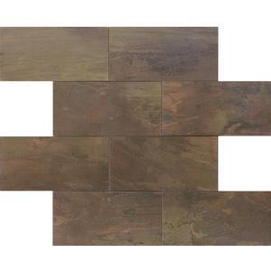 Mozaïek L'Antic Worn 30x30 cm copper 1 ST
