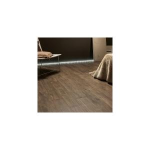 Vloertegel Dom Ceramiche Logwood 16,4x99,8x- cm Brown 0,98M2