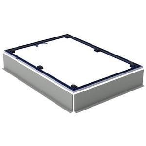 Geberit Setaplano Frame /Poten 80x150 cm Blauw