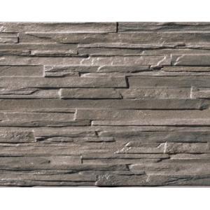 Decortegel Sichenia Pavé Wall House 16,5x41,6x1,05 cm Grafite 1,082 M2