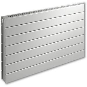 Vasco Viola Horizontaal H2L1-RO Designradiator 65x70 cm Grijs Wit Januari