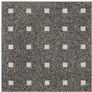 Vloertegel Coem Terrazzo 60x60 cm Carre Bucchero 1,44 M2