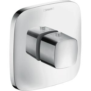 Hansgrohe Puravida afdekset voor thermostaat highflow Chroom