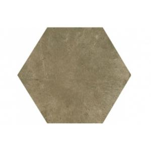 Vloertegel Serenissima Riabita il cotto 24x27,7x- cm Grijs Fengshui 1,33M2