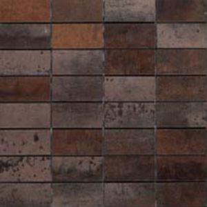 Mozaïek Tau Ceramica Corten 30x30x- cm Bronce A 0,36M2