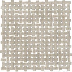 Mozaïek Tau Trapani 30x30x- cm Beige 0,54 M2