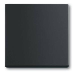 Busch Jaeger Future Linear Bedieningswip wissel mat zwart