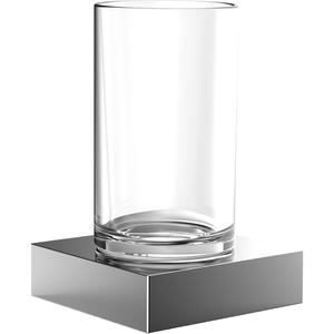 Emco Laison Glashouder Kristalglas Chroom
