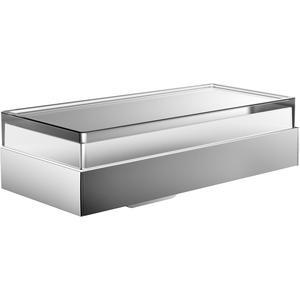 Emco Liaison Zeepdispenser/planchet Chroom mat