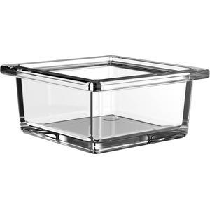 Emco Liaison vierkante Korf Glas