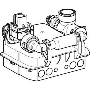 Geberit Urinoirsturing voor urinoir Pedra en Selva met generator