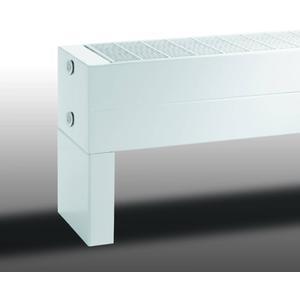 Vasco Primula P2 radiator as=0018 14x70cm 619W Signaal Zwart