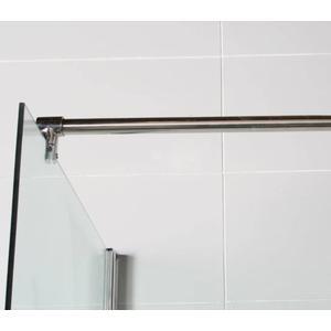 Saqu 3-delige stabilisatiestang 100 cm Chroom