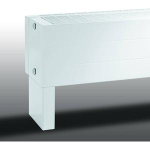 Vasco Primula P3 radiator as=9999 21x200cm 3800W Aluminium Grijs
