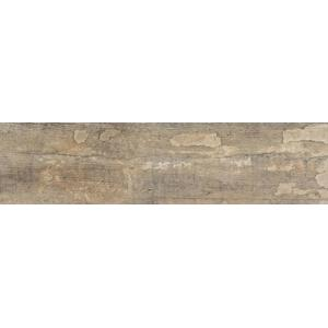 Vloertegel Kale Eksport Vintage Wood 15x60x- cm Brown Wood 1,26M2
