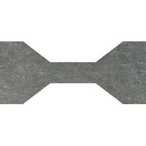 Decortegel Casa Dolce Casa PIETRE/3 34,5x80x1 cm Coal 2ST
